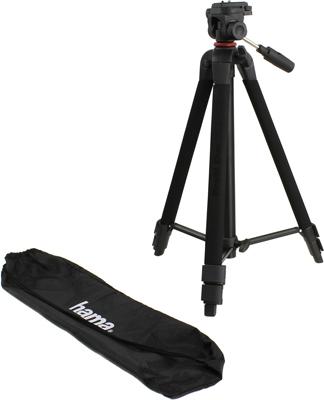Трипод напольный Hama Profil Duo 150 3D черный