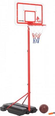 Стойка баскетбольная с регулируемой высотой Bradex DE 0366 стойка баскетбольная bradex de 0366