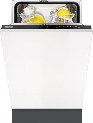 лучшая цена Полновстраиваемая посудомоечная машина Zanussi ZDV91204FA