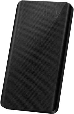 Внешний аккумулятор Xiaomi Power Bank ZMI (QB810 Black) 10000mAh Type-C Quick Charge 2.0 ЧЕРНЫЙ цена и фото