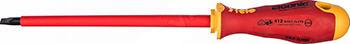 Отвертка диэлектрическая Felo Ergonic плоская шлицевая 8 0X1 2X175 41308090
