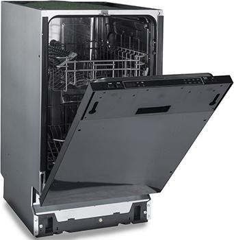 лучшая цена Полновстраиваемая посудомоечная машина Ginzzu DC407