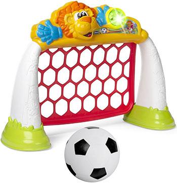Футбол Chicco Dribbling Goal League с 2х лет 00009838000000 chicco goal league