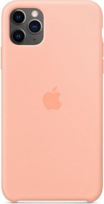 Фото - Чехол (клип-кейс) Apple для iPhone 11 Pro Max Silicone Case - Grapefruit MY1H2ZM/A чехол клип кейс apple silicone case для iphone 8 7 цвет product red красный mqgp2zm a