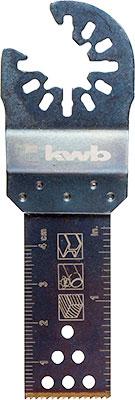 Полотно пильное по металлу для МФУ Kwb ENERGY SAVING 22 мм 709252