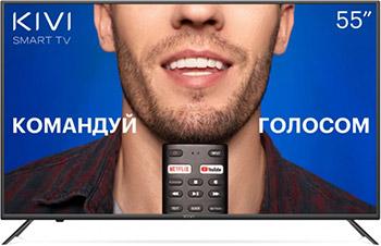 Фото - 4K (UHD) телевизор KIVI 55U710KB led телевизор kivi 55u710kb