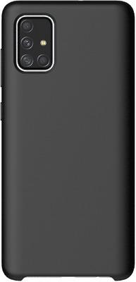 Чеxол (клип-кейс) Samsung Galaxy A71 araree Typoskin черный (GP-FPA715KDBBR)