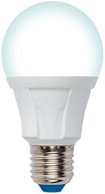 Лампа Uniel LED-A60-10W/4000K/E27/FR/DIM PLP01WH