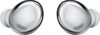 Фото - Вставные наушники Samsung Galaxy Buds Pro Phantom Silver SM-R190NZSACIS силиконовый чехол samsung araree bean для galaxy buds live белый gp r170kdfpbre