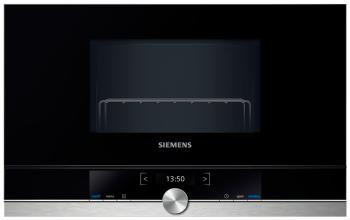 Фото - Встраиваемая микроволновая печь СВЧ Siemens BE 634 RG S1 встраиваемая микроволновая печь siemens bf634lgs1