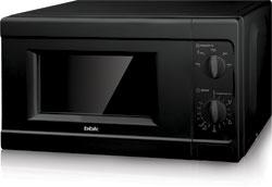 Микроволновая печь - СВЧ BBK 20 MWS-709 M/B черный цена и фото