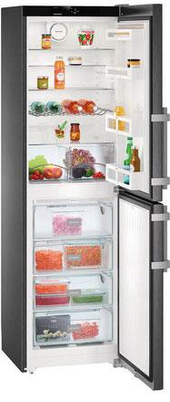 лучшая цена Двухкамерный холодильник Liebherr CNbs 3915-20