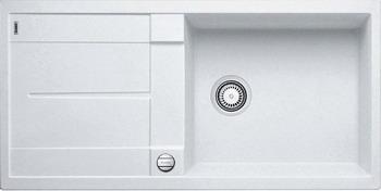 Кухонная мойка BLANCO METRA XL 6S SILGRANIT белый цена