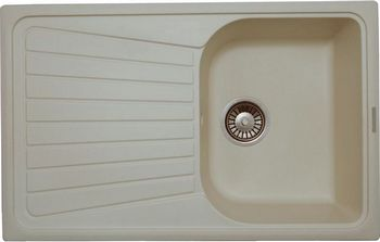 Кухонная мойка LAVA L.3 (VANILLA ваниль) цена