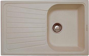 Кухонная мойка LAVA L.3 (LATTE белый)