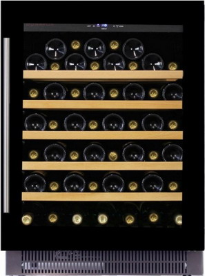 Винный шкаф Dunavox DAU 52.146 B винный шкаф dunavox dau 52 146 b