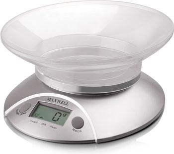 Кухонные весы Maxwell MW-1451 весы кухонные maxwell mw 1476 w белый рисунок
