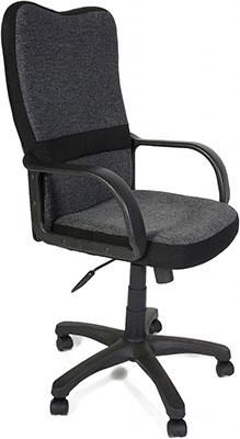 Кресло Tetchair СН757 (ткань серый/чёрный 207/2603)