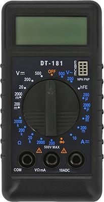 цена на Мультиметр TEK DT 181