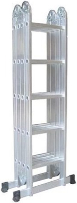 Лестница-трансформер Вихрь ЛТА 4х5 73/5/1/22 лестница вихрь лта 4х3 алюминий 3ступ h3 3м макс нагр 120кг 73 5 1 14
