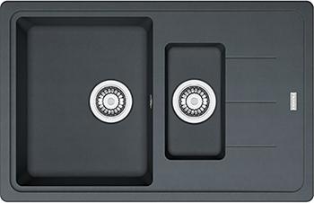 Кухонная мойка FRANKE BFG 651-78 стоп-вент графит