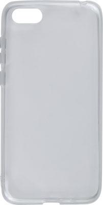 Чехол (клип-кейс) Red Line iBox Crystal для Huawei Honor 7A/7S (прозрачный) набор чехлов tribe honor 8c силикон пластик прозрачный и черный