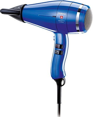 Фен профессиональный Valera Vanity HI-Power Royal Blue Rotocord