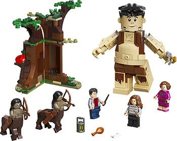 Конструктор Lego HARRY POTTER ''Запретный лес: Грохх и Долорес Амбридж'' 75967 lego harry potter волшебные секреты