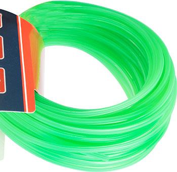 Леска для триммеров Patriot D 3 0 мм L 12 м (звезда зеленая) 300-12-3 картонный подвес