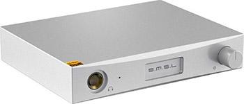 Фото - Усилитель для наушников SMSL sAp-12 silver усилитель для наушников epos sennheiser gsx 1000 usb 7 1