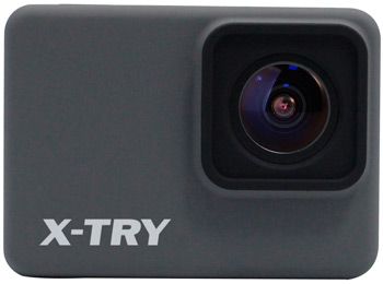 Фото - Экшн-камера X-TRY XTC262 RC REAL 4K WiFi POWER экшн камера x try xtc262 real 4k wi fi power