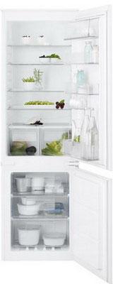 цена Встраиваемый двухкамерный холодильник Electrolux ENN 92841 AW онлайн в 2017 году