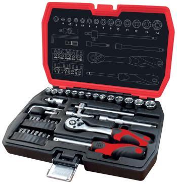 Фото - Набор инструментов ZIPOWER PM 4114 набор инструментов zipower pm 5152 8шт