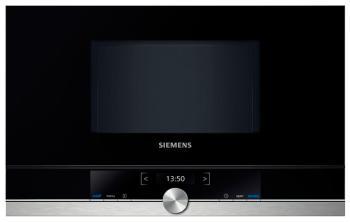 Фото - Встраиваемая микроволновая печь СВЧ Siemens BF 634 LG S1 встраиваемая микроволновая печь siemens bf634lgs1