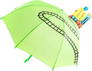 купить Зонт детский Mary Poppins Паровоз 46 см дешево