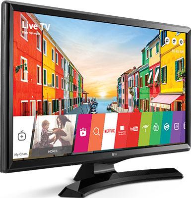 Фото - LED телевизор LG 22 MT 49 VF-PZ телевизор
