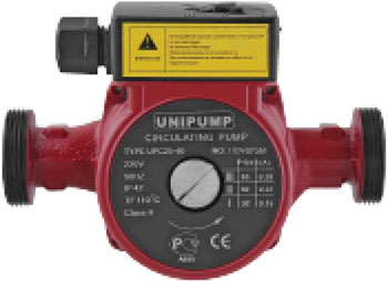 Насос Unipump UPС 32-60 180 15467 циркуляционный насос acquaer rhc32 60 180