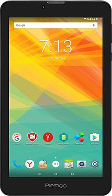 Планшет Prestigio MultiPad 3157 3G черный цена и фото