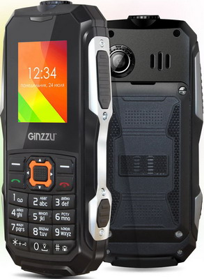 Мобильный телефон Ginzzu R 50 цена