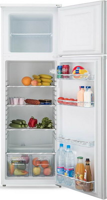 Двухкамерный холодильник Artel HD 341 FN белый