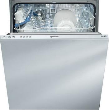 Полновстраиваемая посудомоечная машина Indesit DIF 04 B1 EU indesit dfp 27 b1 a eu