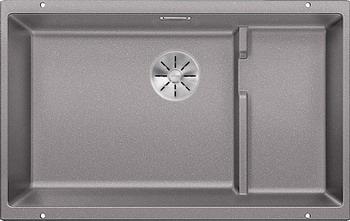Кухонная мойка BLANCO SUBLINE 700-U Level SILGRANIT алюметаллик с отв.арм. InFino 523540 цены онлайн