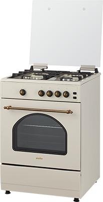 Газовая плита Simfer F 66 GO 42017 все цены