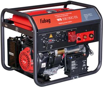 Электростанция сварочная FUBAG WS 230 DDC ES 838238