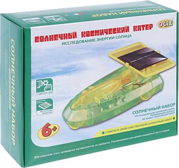 Конструктор OCIE Машинка с мотором на солнечной батарее ''Солнечный космический катер'' 1CSC 20003248 цены онлайн