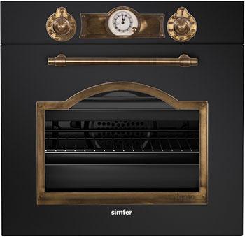 цена на Встраиваемый электрический духовой шкаф Simfer B6EE 78017 чёрный