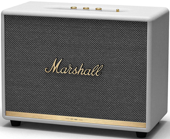 Портативная колонка Marshall Woburn II White портативная bluetooth колонка marshall woburn cream