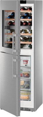 Двухкамерный холодильник Liebherr SWTNes 4265-21
