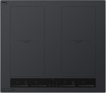 Встраиваемая электрическая варочная панель MAUNFELD EVI.594.FL2(S)-GR цена и фото