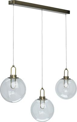 Люстра подвесная DeMarkt, Кр/Kreis 657011203 3*5W LED 220 V